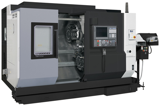 Okuma LT2000EX CNC Turning Machine