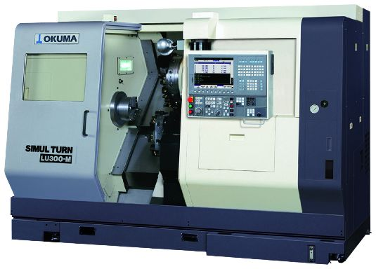 Okuma LB 300M - CNC Turning