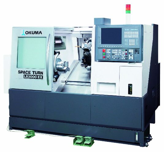 Okuma LB 3000EX - CNC Machine